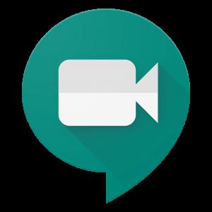 Google hangouts video icon